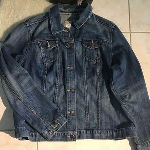 Plus Size Old Navy Denim Jacket